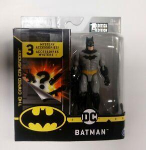 """DC Spin Master Batman 4/"""" Figure 1st Edition créature Chaos Aventurier capé 2020"""