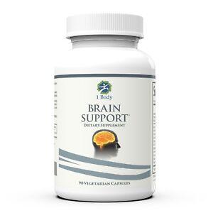Brain Supplement Nootropic Focus Booster Memory