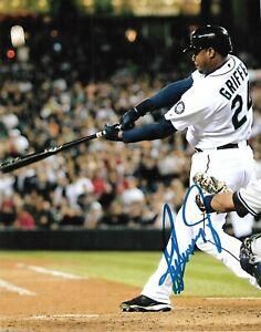 Ken-Griffey-Jr-Autographed-Signed-8x10-Photo-HOF-Mariners-REPRINT