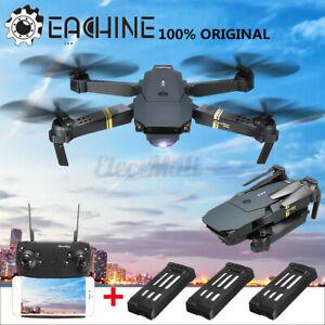 Eachine E58 Wi-fi FPV 2MP HD cámara de modo de espera plegable Brazo Drone Cuadricóptero
