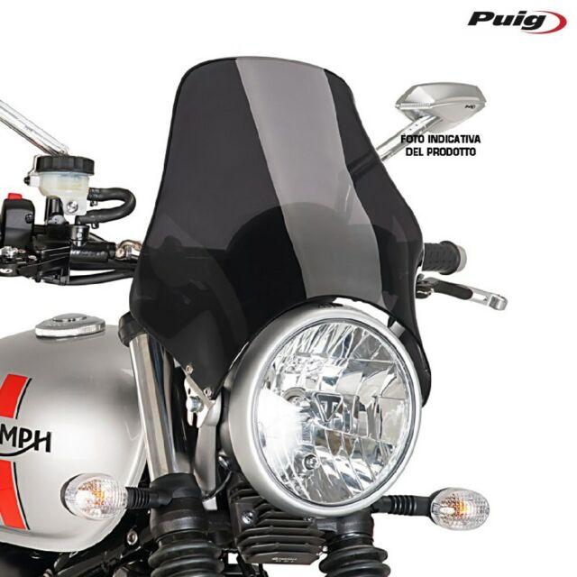 Fairing Univ. Puig Model Naked Honda CB600F Hornet 03 -04 Smoke Dark
