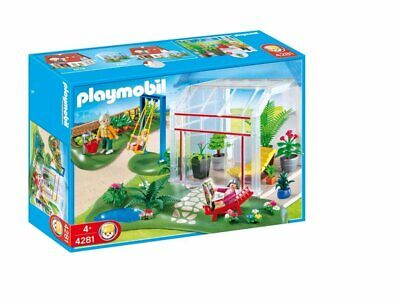 Carrots Etc Garden Playmobil 4281 Conservatory Replacement Pieces