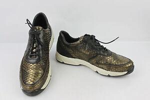 Façon Python Bronze T Noir Cuir Minelli Et 40 Baskets TbeEbay DW29IHEY