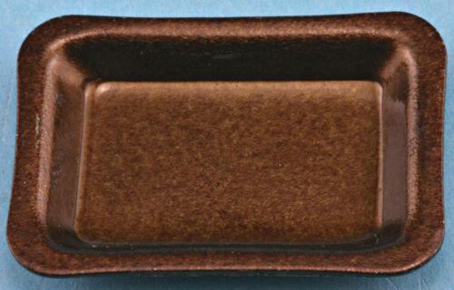 Dollhouse Miniatures 1:12 Scale Copper Tray Item #IM65049