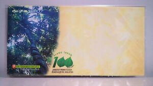MALAYSIA-100th-Anniversary-of-Forestry-Department-2001-Presentation-Pack
