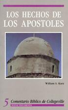 Comentario Biblico de Collegeville New Testament Volume 5:: Los Hechos de Los Ap