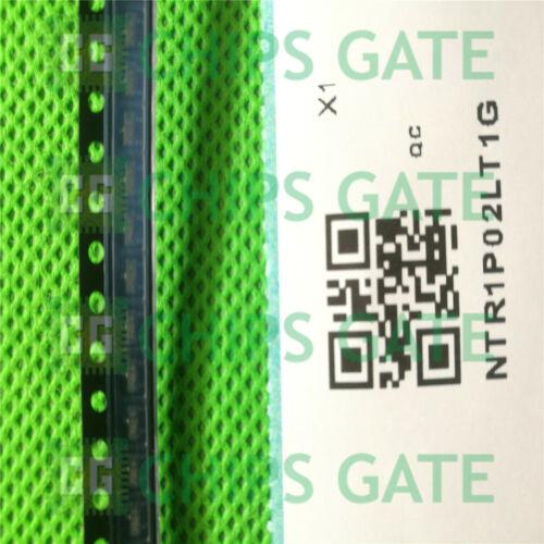 SOT23 40PCS NEW NTR1P02LT1G ON D//C:15