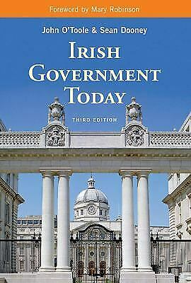Irish Government Today by n