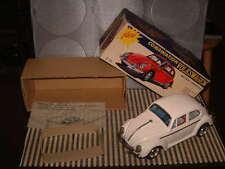 TAIYO COMBINATION VW BEETLE NON-FALL W/BUMP 'N GO. 1ST GENERATION W/BOX! WORKING