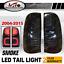 Fit-For-Toyota-2004-2015-Hilux-Vigo-KUN16-GGN15-Pickup-Ute-Smoked-LED-Tail-Light thumbnail 1