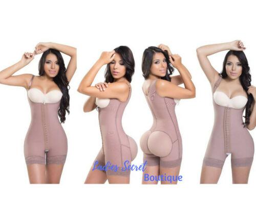 EnFajate Fajas Colombianas Originales Reductoras Levanta Cola Women/'s Bodyshaper