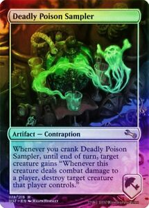 Squirrel Dealer FOIL Unstable NM-M Green Common MAGIC GATHERING CARD ABUGames
