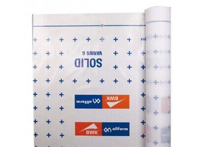 Heimwerker Qm GläNzende OberfläChe Bwk Allform Solid Varius-g Dampfbremse Sd 0,5-5m 1,5 X 50 M 2,21 Eur