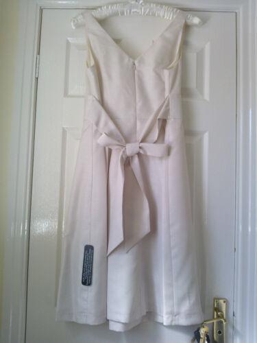Demoiselle Marron Robes D'honneur De Et Paire Blanc De Nynw8Omv0