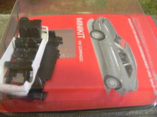 1//87 Herpa minikit VW Corrado blanco 012652-003