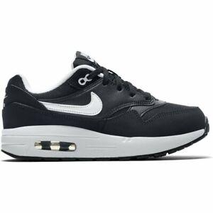 Details zu Nike Air Max 1 (Ps) Schuhe Schwarz Kinder
