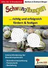 Schwungübungen... richtig und erfolgreich fördern und festigen von Eckhard Berger (2012, Geheftet)