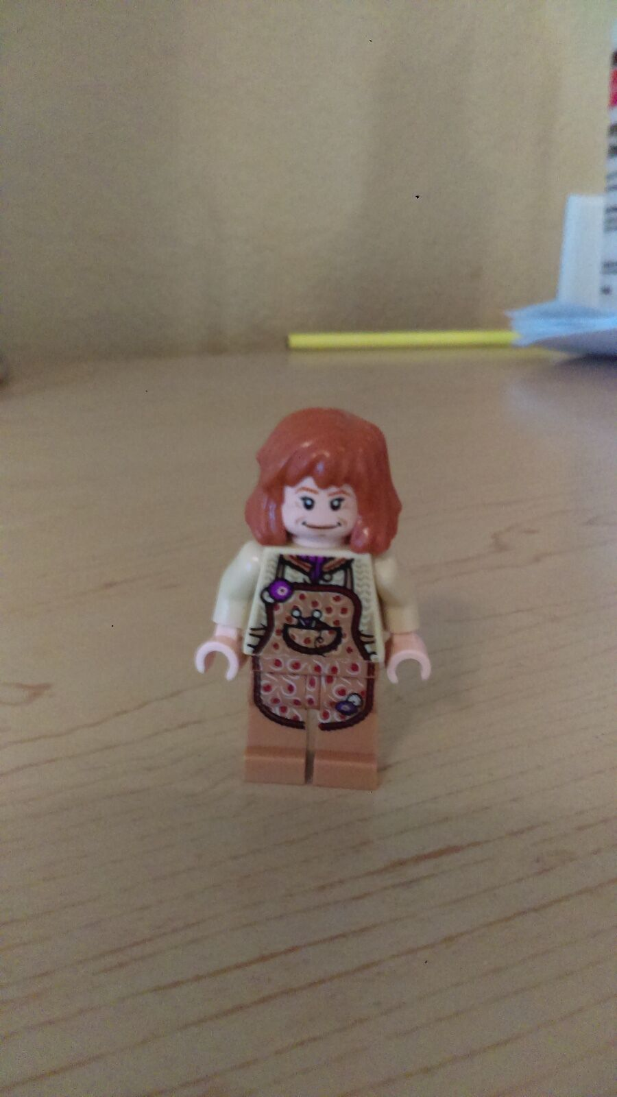 Lego Harry Potter Molly Weasley Mini figure VRHTF