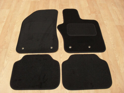 Jeep Renegade Fully Tailored Car Mats Black. 2015-on