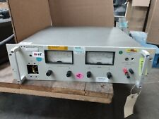 Hp Agilent Keysight 6274b Dc Power Supply 0 60v 15a Selling As Is For Parts