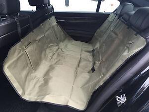 2 in 1 Car Suv Van Seat / Cargo Cover Pet Dog Travel Hammock Water Resistant