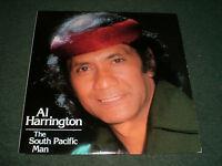 The South Pacific Man Al Harrington~AUTOGRAPHED~Private Label Hawaiian~FAST SHIP