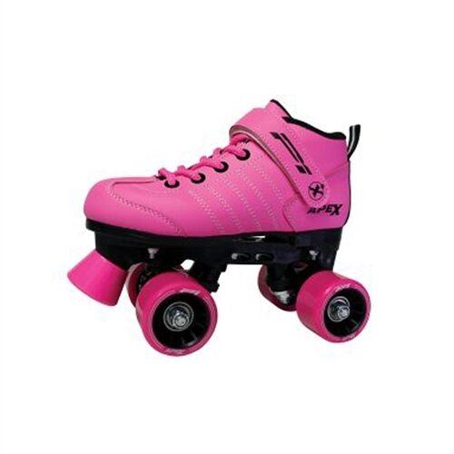 Apex P1 Boys Girls Quad Roller Skates