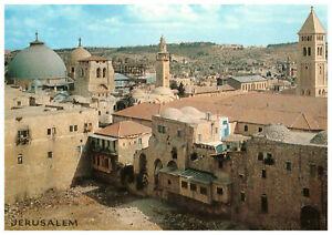 Jerusalem: The Pool of Hezekiah, Israel, Palestine Rare Vintage Postcard
