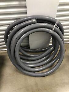 50 Feet Afc Liquid Tuff 3 Metal Liquid Tite Flexible Steel Conduit Type Lfmc Ebay