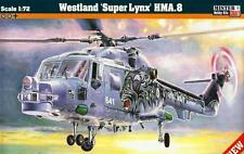 WESTLAND SUPER LYNX HMA.8 (ROYAL NAVY & GERMAN MARINE MARKINGS) 1/72 MISTERCRAFT