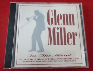 CD-Glenn-Miller-In-the-Mood-Pegasus-Records-Album