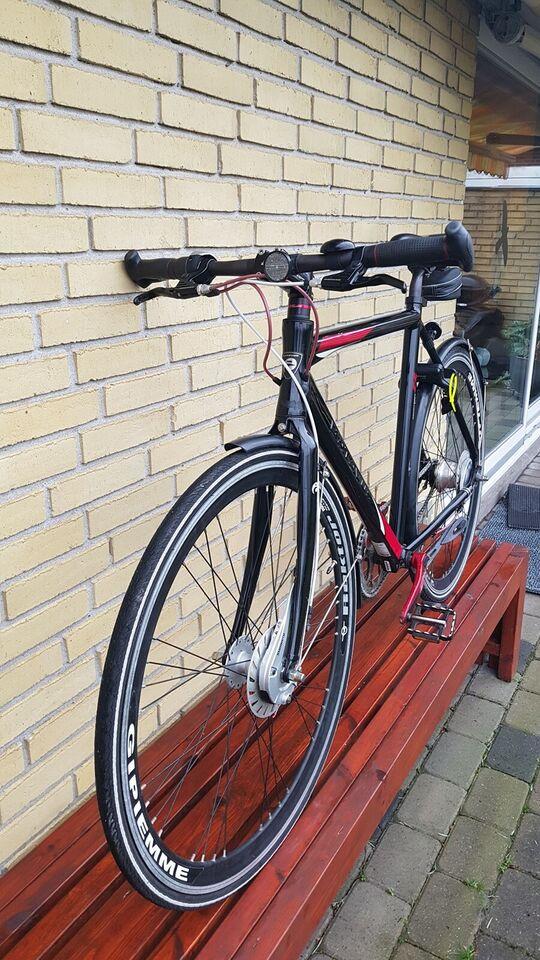 Herrecykel, Batavus EXCELLENCE CS Sports citybike, 57 cm