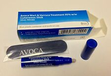 Avoca Wart & Verruca Treatment 95% w/w silver nitrate cutaneous stick