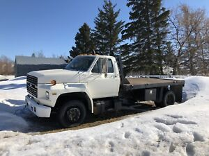 1990 Ford F 650