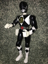 MIGHTY MORPHIN POWER RANGERS 1993 Zach BLACK RANGER Doll BANDAI Action Figure