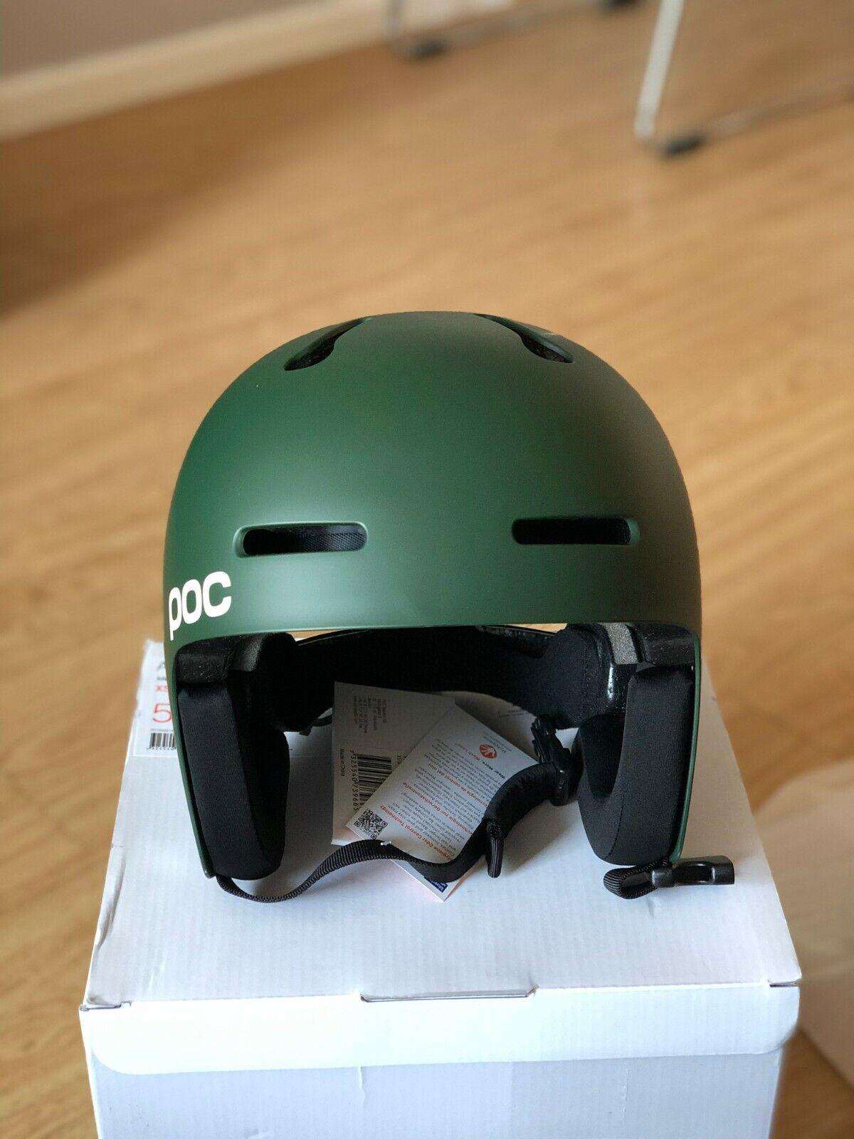 Cycle\Snowboard\Ski POC Helmet Auric Methane Green Size XS-S