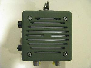 Harris Corp Rf Comm 10181 5180 01 Loudspeaker Nsn 5965 01 480 8784