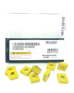 x9-Mitsubishi-CNMG-160612-GH-543-Carbide-Inserts-UE6035-Turning-Tips