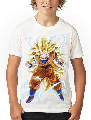 Super Saiyan transformations Roblox T-Shirt kids Men Women Dragon Ball Tee Top