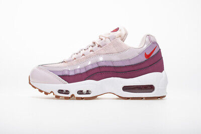 Cheap Nike Air Max 95 Womens Barely Rose With Hot Punch