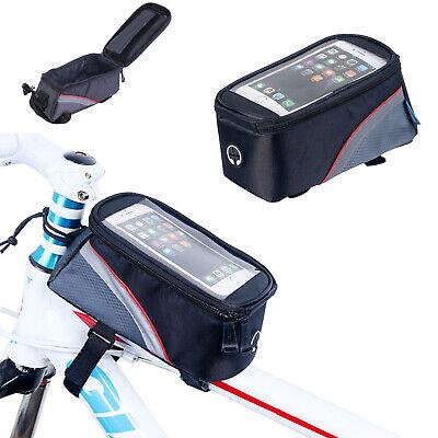 Rahmentasche Fahrradtasche Fahrradhalterung für Huawei P30 Lite Fahrrad Rahmen