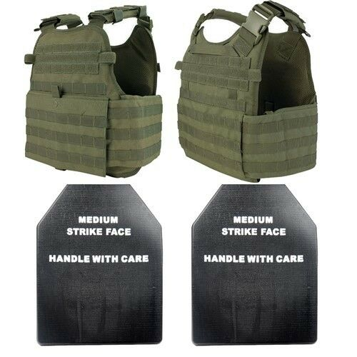 Buy Condor Mopc-001 Tactical Plate Carrier Vest With SAPI Dummy ... f7c9a3752d0