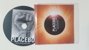 PLACEBO-BONUS-DISC-REDUX-REMIXES-RARE-Album-CD-Promo