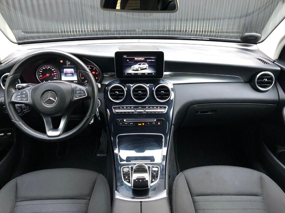 Mercedes GLC250 d 2,2 aut. 4-M Diesel 4x4 4x4 aut.