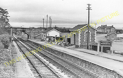 5 Hay-on-Wye Railway Station Photo Glasbury to Whitney and Clifford Lines
