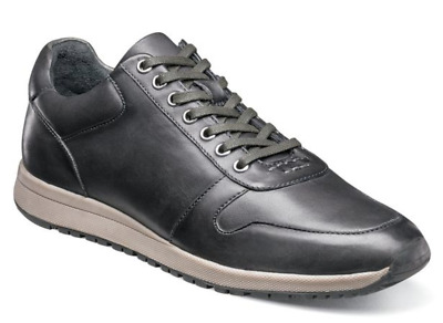 Stacy Adams New Men/'s Sneaker Axel Moc Toe Lace Up Brown Leather 53434-200