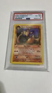 2000-Pokemon-Rocket-21-82-Dark-Charizard-Non-Holo-1st-Edition-PSA-6-HOT