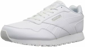 8b03ab3305c605 Image is loading Reebok-Classic-Harman-Run-Sneaker-White-Steel-9-