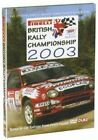PIRELLI British Rally Championship 2003 DVD Region 2