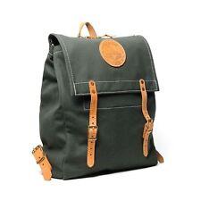 Yuketen Canoe Back Pack Olive Green Amazing Leather